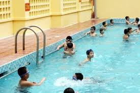 Hồ bơi trường học 07